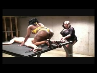 BLACK TRANNY DOMINATION BigDickBitch